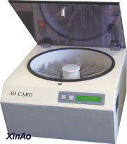 ID card centrifuge/ABO/RhD blood group centrifuge