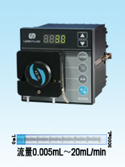 BQ50S Micro flow Speed variable -easy dispensing Peristaltic pumps(0.00004-23ml/min)