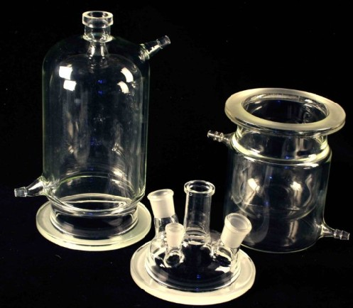 Mini Glass Reactor
