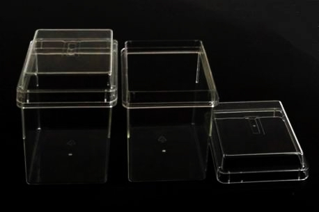 plastic container for plant tissue culture,specification