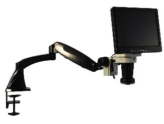 M-LCD-5000-S LCD Video Zoom Microscope