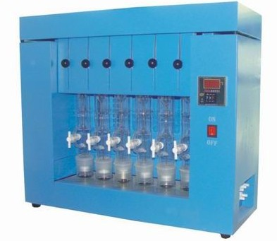 Soxhlet Extraction Fat Analyser,specification,price,image-Bio-Equip