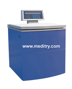 CDL7M Super Capacity Refrigerated Centrifuge