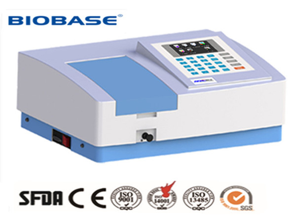 BIOBASE SCANNING UV/VIS SPECTROPHOTOMETER /Atomic Absorption Spectro/Fluorescence Spectro