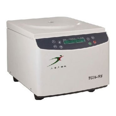 Tabletop High Speed Centrifuge