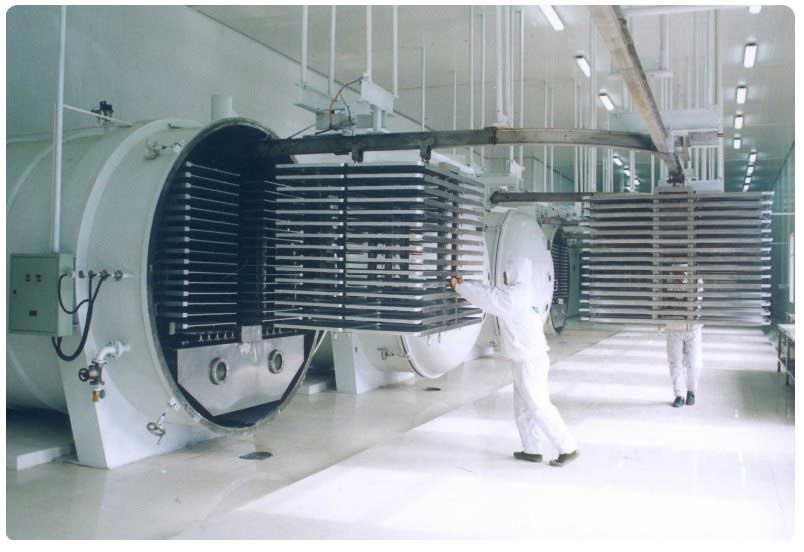 Freeze Dryer For Food Vegetable Mean Nutraceutical