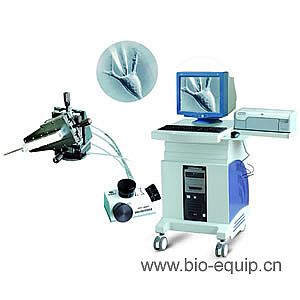 Precision Controlled Cell Electrophysiological Micromanipulator