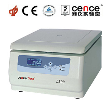 L-550 Table Top Low Speed Large Capacity Centrifuge