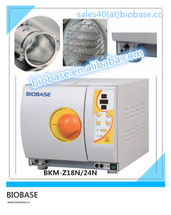 Cheap medical autoclave sterilizer class n bkm z18n for Cheap autoclaves tattooing
