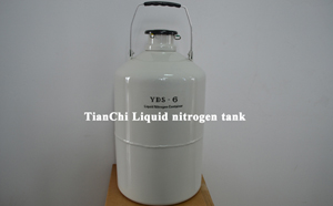 TIANCHI 6L cryogenic container YDS-6 in Comoros