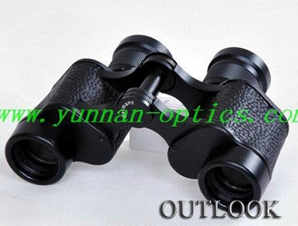 High resolution outdoor military binoculars