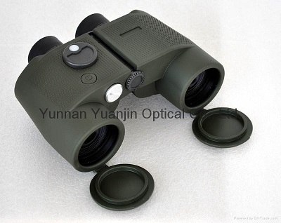 7x50-C  fighting eagle Military binoculars with compass