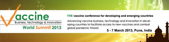 Vaccine World Summit 2013