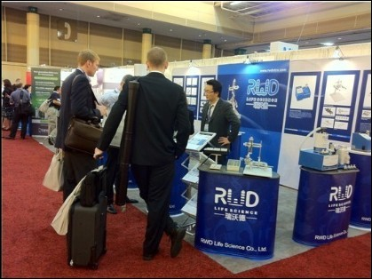 RWD Life Science Attended Society for Neuroscience 2012