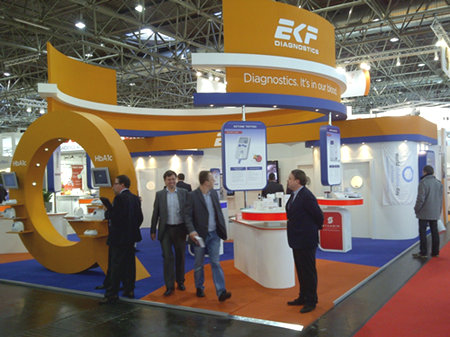 EKF Diagnostics Celebrates Success at MEDICA 2012