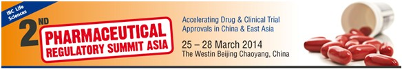 2nd Pharmaceutical Regulatory Summit Asia