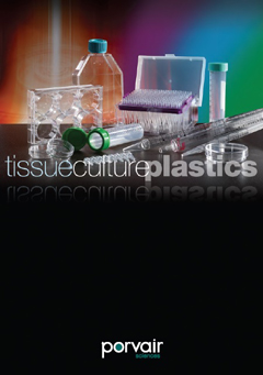 Porvair Expands Tissue Culture Plasticware Range