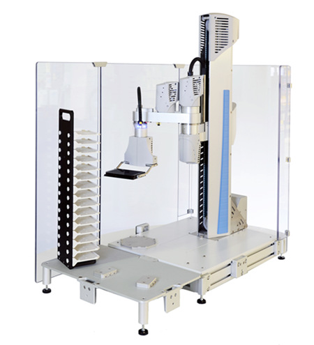 Thermo Scientific VALet, a benchtop robot enabling simple, configurable laboratory automation