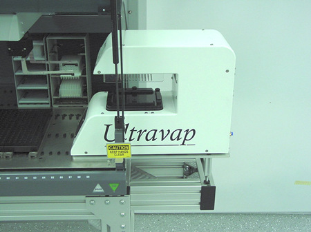 a new microplate evaporator - the UltraVap Mistral