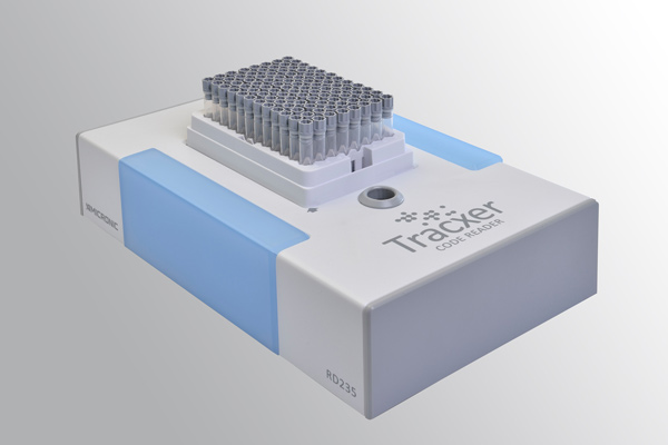 Micronic:Rapid Scanning of Barcoded Tubes Containing Frozen Samples