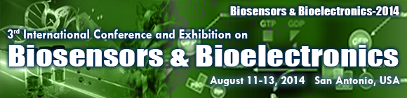 3rd International Conference and Exhibition on Biosensors & Bioelectronics