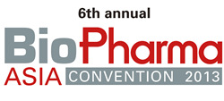 6th Annual Biopharma Asia Convention 2013