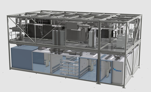Telstar Launches Pre-Engineered Modular Aseptic Facilities for Cost Efficient Fast Track Turnkey Solutions