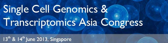 Single Cell Genomics & Transcriptomics Congress