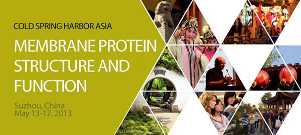 CSH Asia Symposium: Membrane Protein Structure and Function
