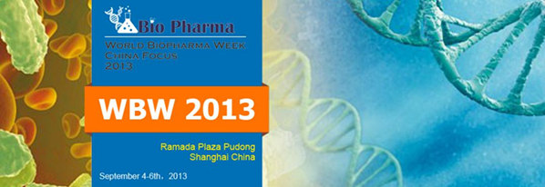 World Biopharma Week China Focus 2013