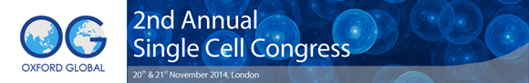 2nd Annual Single Cell Analysis Congress 2014