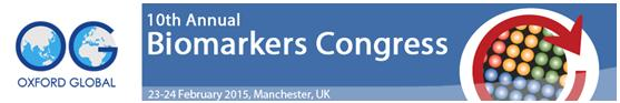 Oxford Global Conference's 10th Annual Biomarkers Congress