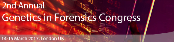 2nd Annual Genetics in Forensics Congress