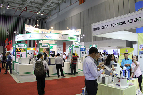 Business Contacts Made Easy, First-ever Buyer-Seller Forum at analytica Vietnam