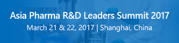 Asia Pharma R&D Leaders Summit 2017