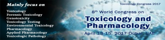 8th World Congress on Toxicology and Pharmacology