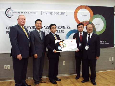 Waters Recognizes Dr. Sunghwan Kim of Kyungpook National University