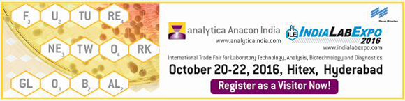 analytica Anacon India 2016:8th International Trade Fair for Laboratory Technology,Analysis,Biotechnology and Diagnostics