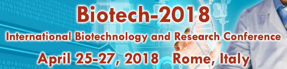 International Biotechnology and Research Conference