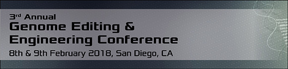 3rd Annual Genome Editing & Engineering Conference