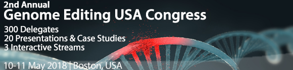 2nd Annual Genome Editing USA Congress