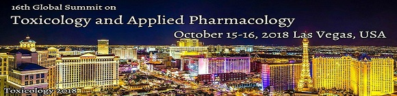 16th Global Summit on Toxicology and Applied Pharmacology
