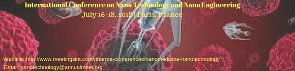 International Conference on Nano Technology and Nano Engineering