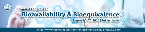 World Congress on Bioavailability & Bioequivalence