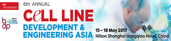6th Annual Cell Line Development & Engineering Asia