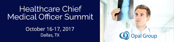 Healthcare Chief Medical Officer Summit 2017