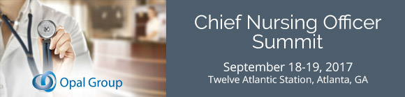 Chief Nursing Officer Summit 2017