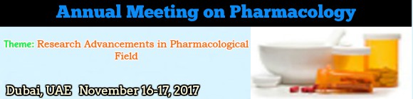Annual Meeting on Pharmacology