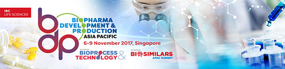 Biopharma Development & Production Asia Pacific 2017