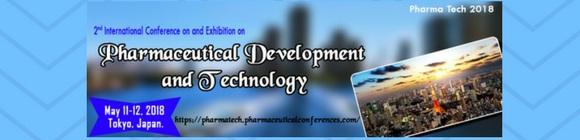2nd International Conference and Exhibition on Pharmaceutical Development and Technology